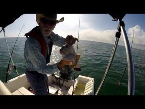 Biscayne Bay Fishing:  Safety Valve Finger Channel 160102