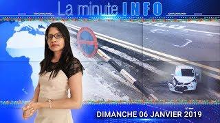 LaMinuteInfo: Un enfant de 9 ans perd la vie dans un accident de la route