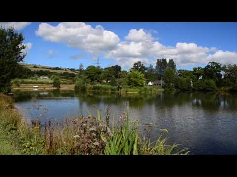 FOUR PONDS FISHERY, SHILLINGFORD, BAMPTON, DEVON