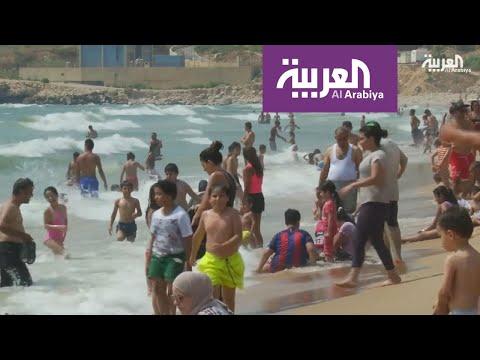 لبنان.. سباحة رغم المياه العادمة !!  - نشر قبل 15 ساعة