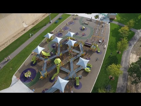 Madison's Place - Woodbury, MN - Visit A Playground - Landscape Structures