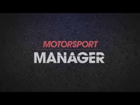 Official Motorsport Manager Launch Trailer