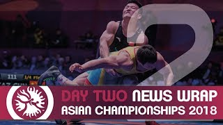 Kyrgyzstan beat Kazakhstan by one point to win the team title!! Com...
