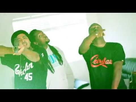 Armani Depaul ft Lil Yase & Handsome Harv 100 Round Official Video