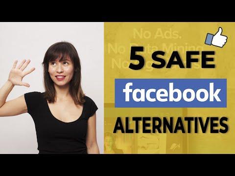 🎯 5 Alternatives To Facebook In 2019