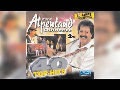 Original Alpenland Quintett  Einer spinnt immer