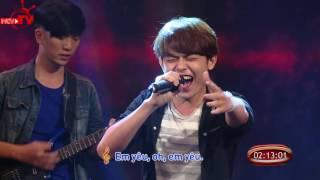 Chàng trai với giọng hát Rock cao kinh khủng khiến Phương Thanh phấn khích