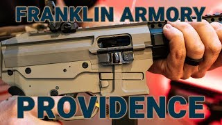Franklin Armory brings big innovation to SHOT with the Digital Action trigger