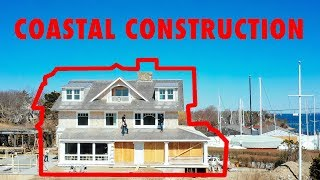 How they BUILD in Rhode Island - A Shingle Style Coastal Renovation