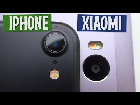 iPHONE 7 против XIAOMI REDMI 4 PRIME. Обзор камеры Xiaomi и iPHONE. Фото и видео съемка.