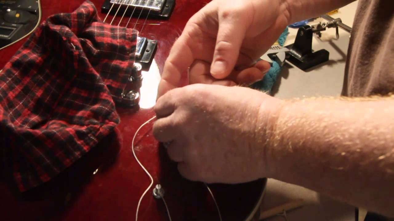 replacing pickups and pots on a semi-hollow ibanez as73