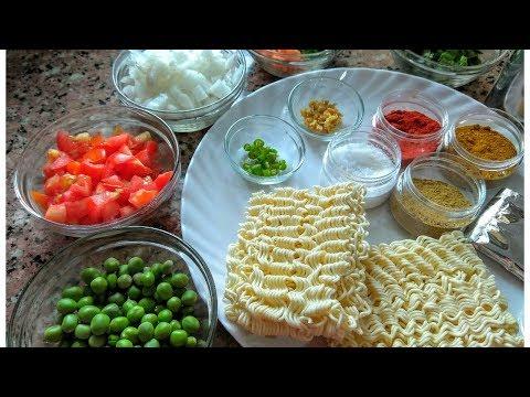 Maggi Masala Recipe in hindi-बनाये स्वादिष्ट मैगी मसाला-Maggi  recipe-Maggi