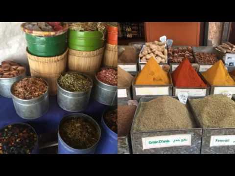 Morocco Travel Tips 1 - Shopping In Souks