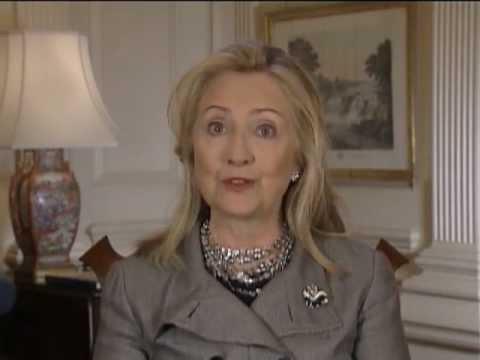 Secretary Clinton Video Remarks to Virtual Embassy Tehran