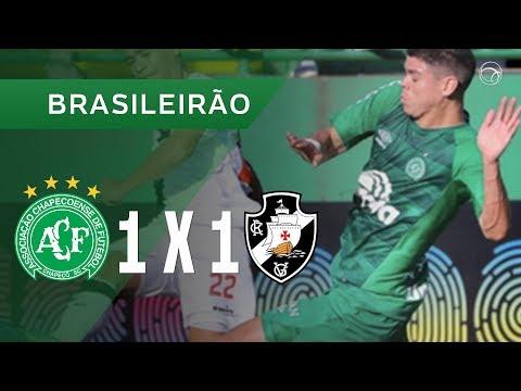 CHAPECOENSE 1 X 1 VASCO - 22/04 - BRASILEIRÃO 2018