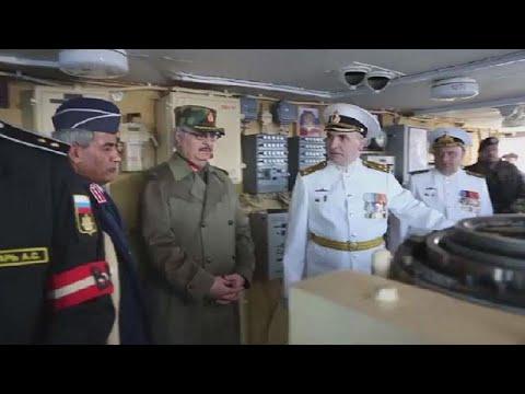Haftar s'empare du gros du pétrole libyen
