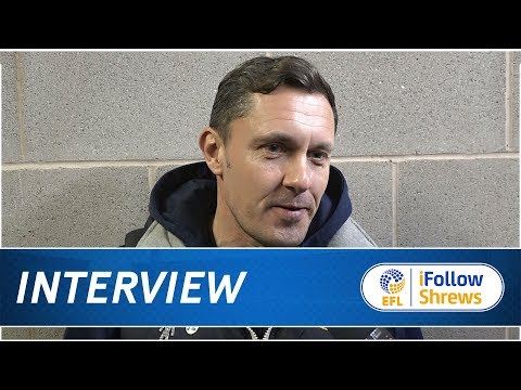INTERVIEW | Paul Hurst post Yeovil - Town TV