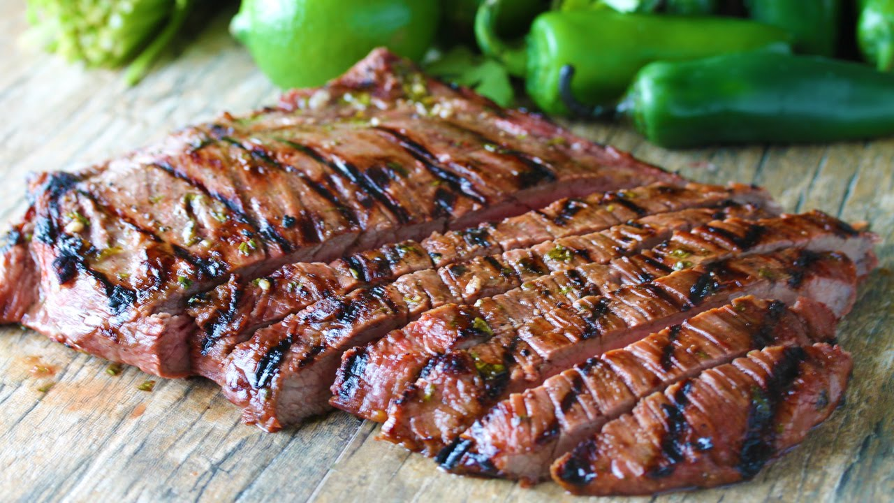Receta de carne asada inferior