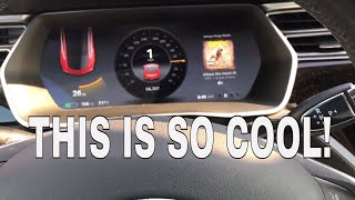 My Favorite Things about the Tesla Model S!