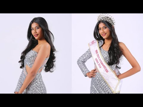 India bags 1st runner up spot at Miss Teen International 2018