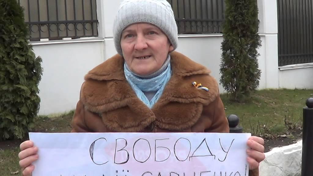 Protest ucrainean la ambasada rusă din RM