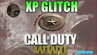 Call of Duty: WWII Glitches - GOD Mode XP Lobby Boosting Glitch!