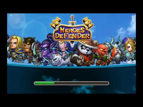 Defender Heroes (Android Game)