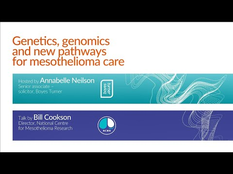 mesothelioma-and-lung-cancer-webinar-series:-genetics,-genomics-and-new-pathways-for-meso-care