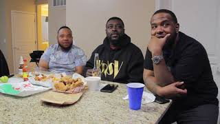 Talking With The Fellas Episode 8 Uncle Remus Vs. Harold's Chicken