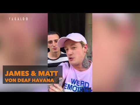DEAF HAVANA moderieren