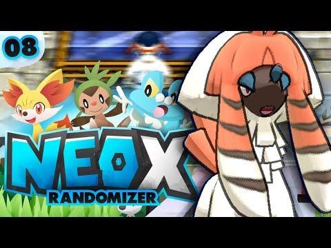 Angst! - Pokémon Neo X Randomizer Nuzlocke - [08]