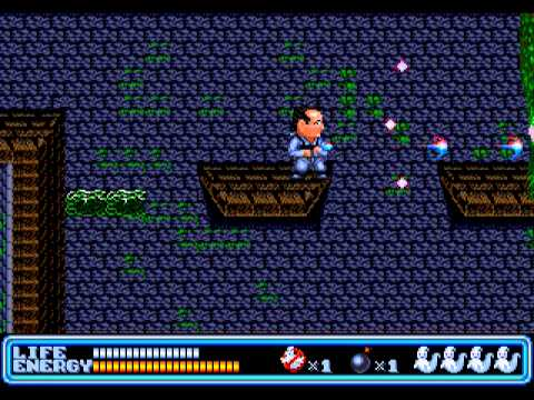 Mega Drive Longplay 084 Ghostbusters Youtube