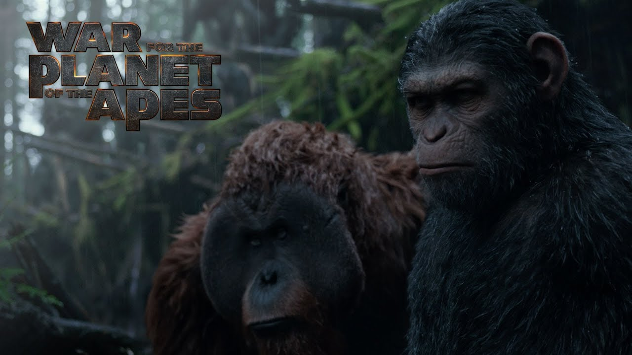 War For The Planet Of The Apes Extended Preview 20th Century Fox Youtube