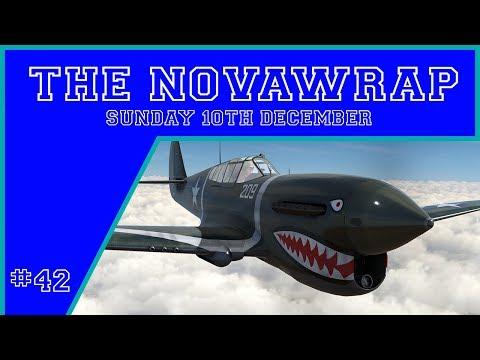 NovaWrap 10 December 2017