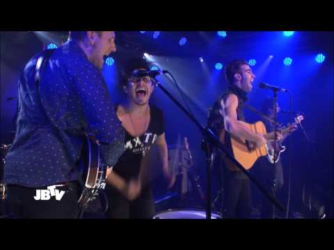 American Authors - Trouble | Live @ JBTV