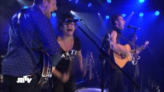 American Authors Trouble Live JBTV