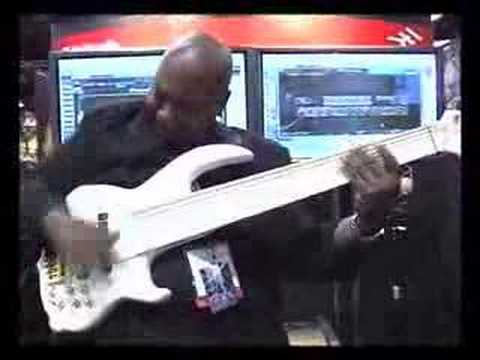 Ampeg SVX Live At NAMM - Bass Guitar Software