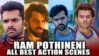 Especial de cumpleaños de Ram Pothineni Todas las mejores escenas de acción