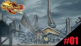 Inazuma Eleven 2: Tormenta de Fuego - #01 El Raimon en Ruinas (1ª parte) (Gameplay español)