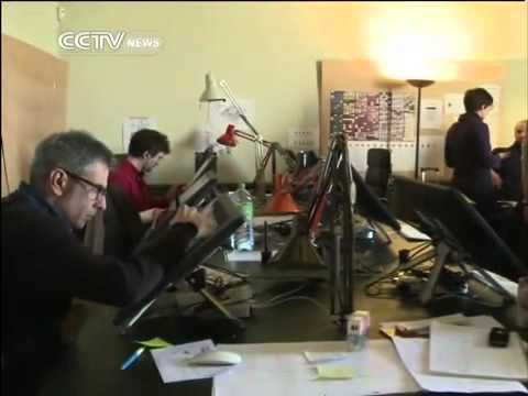 French town Angouleme becoming a hub for animation