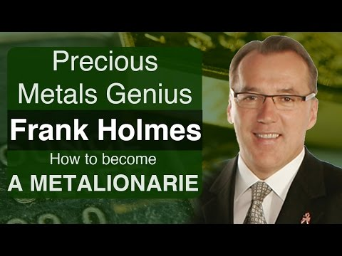 Drill Down of Critical Metals: Frank Holmes Top Resource Investment Strategist