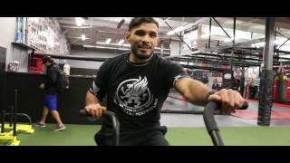 UFC Fight Night: Bermudez vs Korean Zombie Training Vlog 3