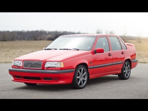 1996 Volvo 850R - WR TV POV Test Drive - YouTube