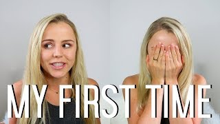 MY FIRST TIME ....   Dating Advice Q&A