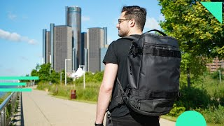 Timbuk2 Impulse Travel Backpack Duffel Review | 45L One Bag Travel Carry-On Duffle