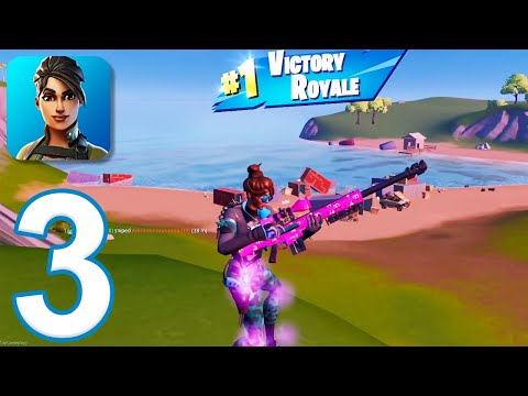 Fortnite Chapter 2 - Gameplay Walkthrough Part 3 - One Shot (iOS)