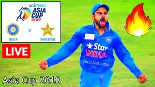 #INDvPAK🔥 is BACK! Unimoni #AsiaCup 2018 | Live Telecast Channel List Final