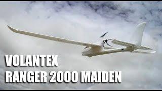 Volantex Ranger 2000  Maiden