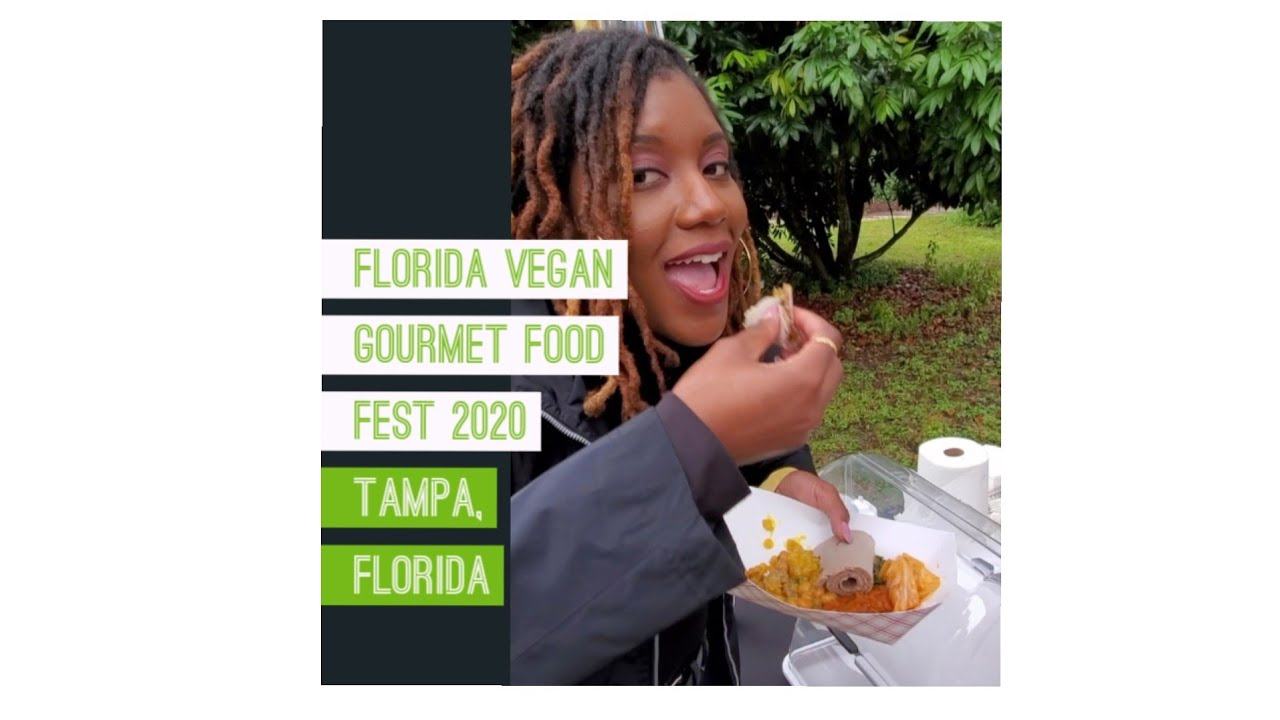 Hey Tampa Bay goes behind the scenes at Fl Vegan Gourmet Food Fest 2020!