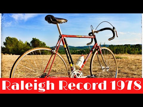 Ti Raleigh Record 1978
